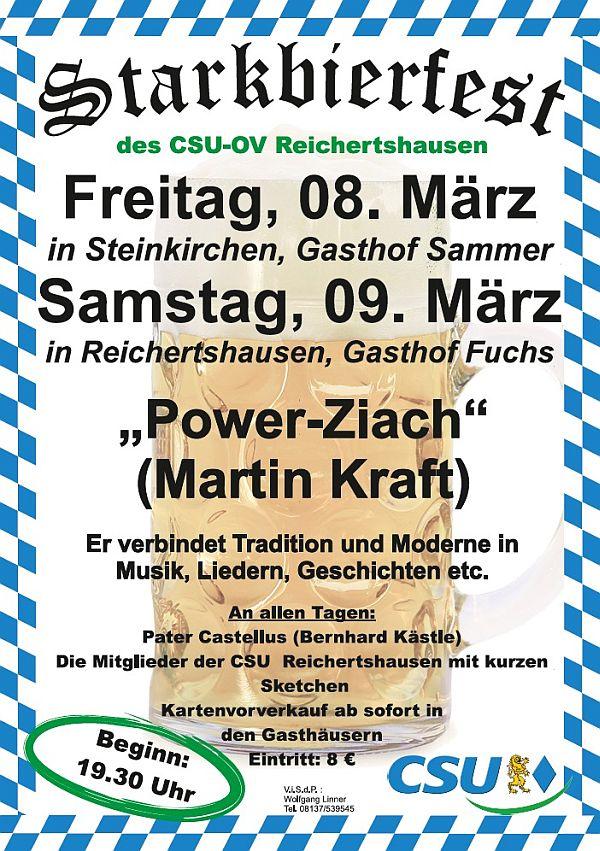 Starkbierfest 2013