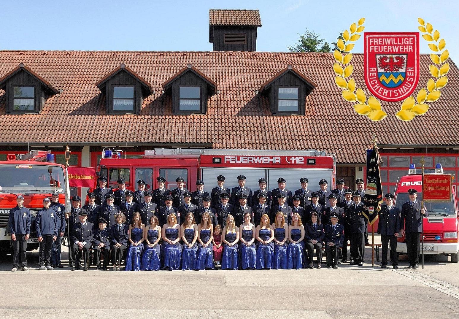 Gruppenfoto zum Vereinsjubiläum 2013