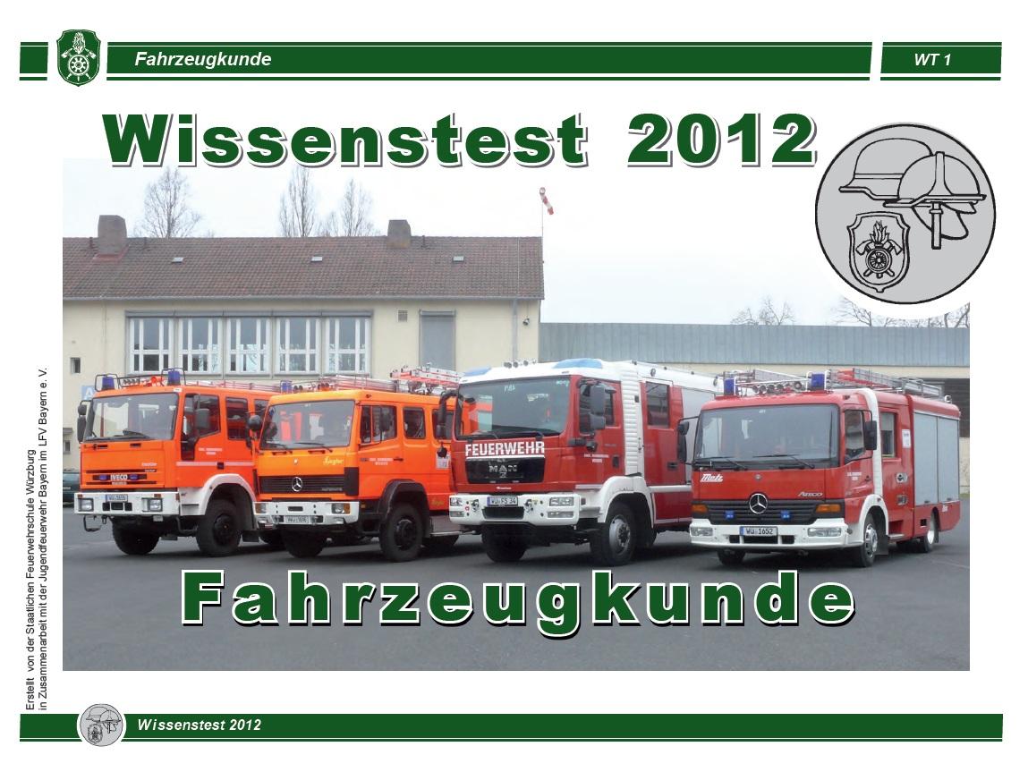 Wissenstest 2012