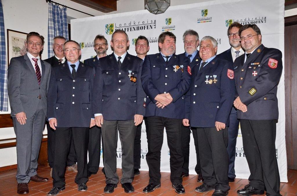 25 Jahre aktiver Feuerwehrdienst