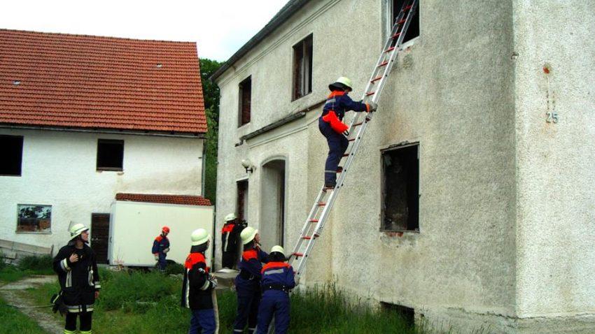 Übung in Langwaid