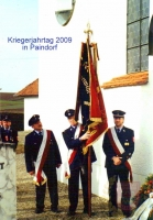 Kriegerjahrtag 2009