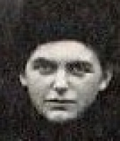 Baronin Hedwig von Cetto geborene Storm